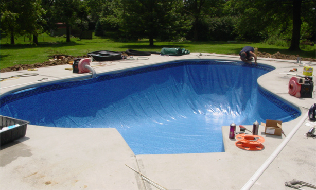 Pool Renovation/Redesign